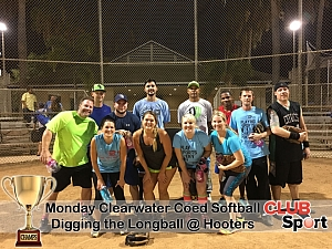 Diggin the Longball @ Hooter's (i) - CHAMPS photo