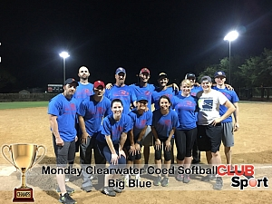 Big Blue (r)  - CHAMPS photo