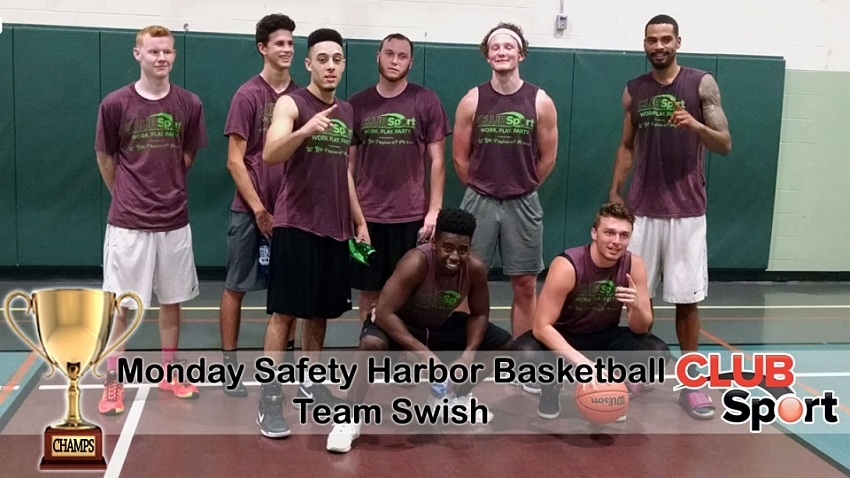 Team Swish - CHAMPS
