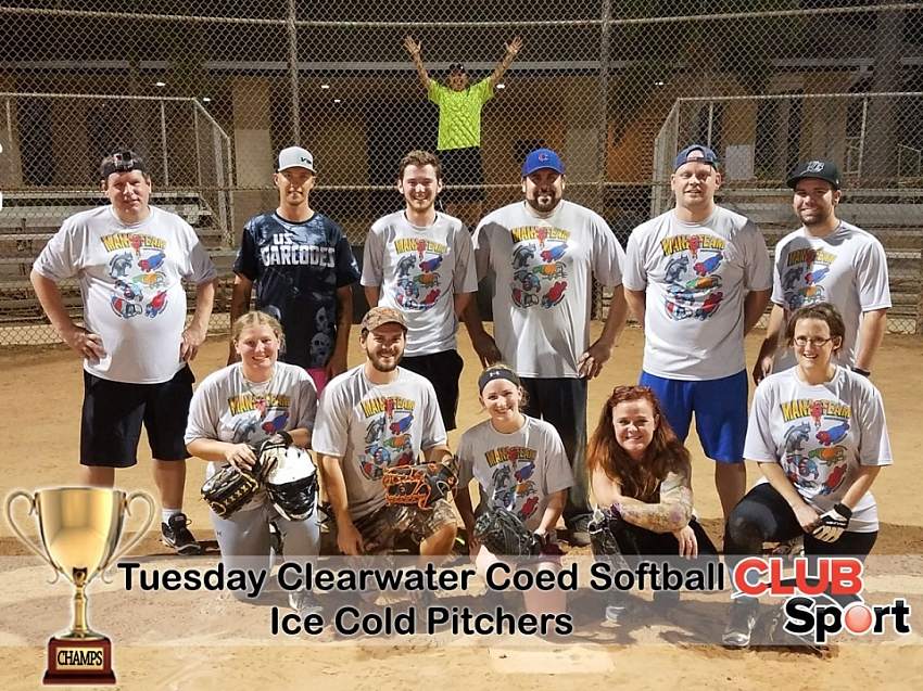 Ice Cold Pitchers - CHAMPS
