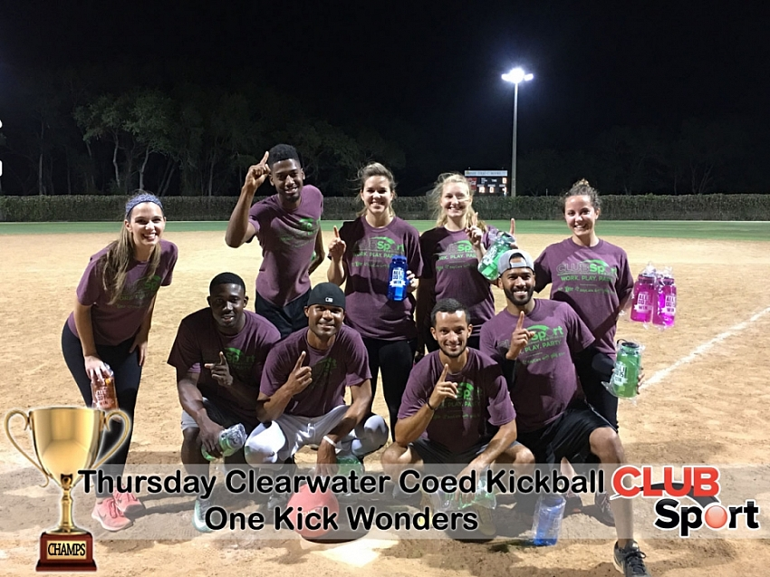One Kick Wonders (b) - CHAMPS