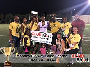UMA - Air It Out - CHAMPS photo