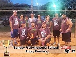 Angry Beavers - CHAMPS photo
