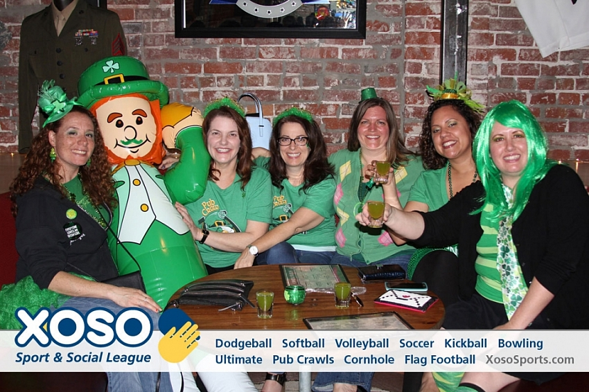 St. Patrick's Day Crawl - 2017
