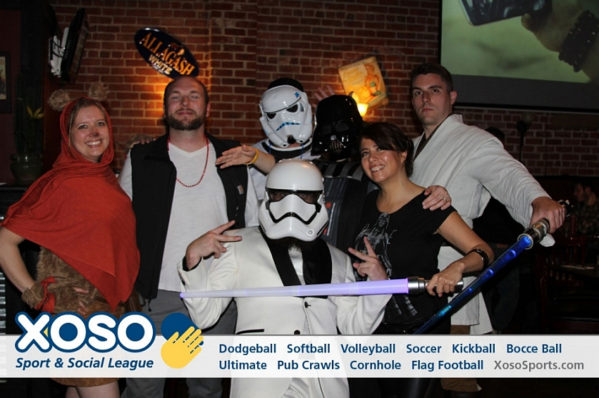 Bar Wars Crawl - 2017