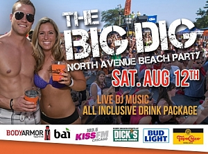 Big Dig Tournament & Party