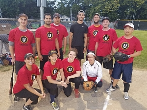 Frank's Lil' Sluggers Team Photo