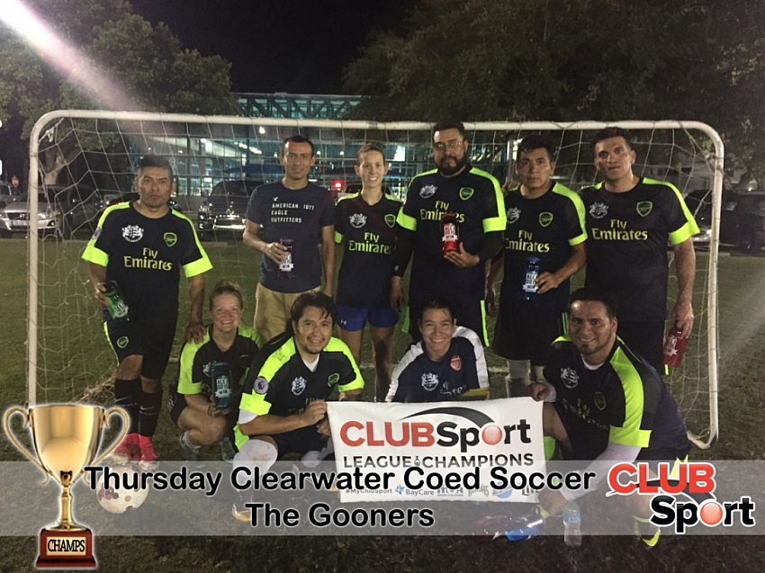 The Gooners - CHAMPS