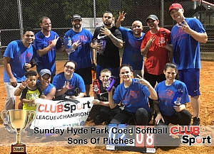 Sons of Pitches - CHAMPS photo