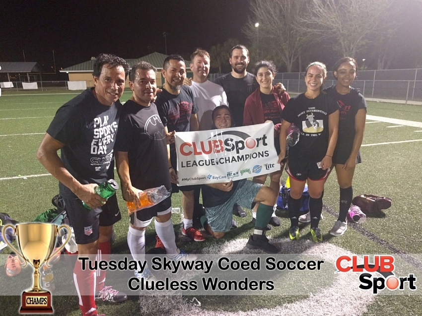 Clueless Wonders - CHAMPS