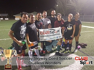 Clueless Wonders - CHAMPS photo