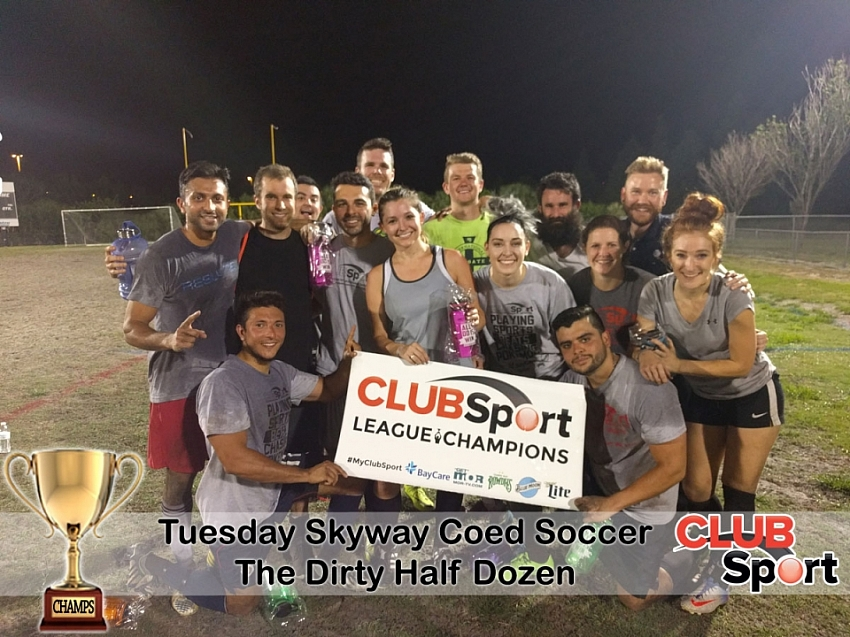 The Dirty Half Dozen - CHAMPS