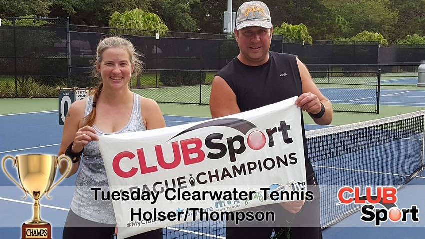 Holser/Thompson (r) - CHAMPS