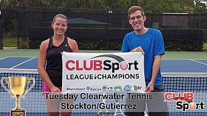 Stockton/Gutierrez (c) - CHAMPS photo