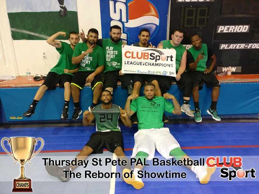 The Reborn of Showtime - CHAMPS