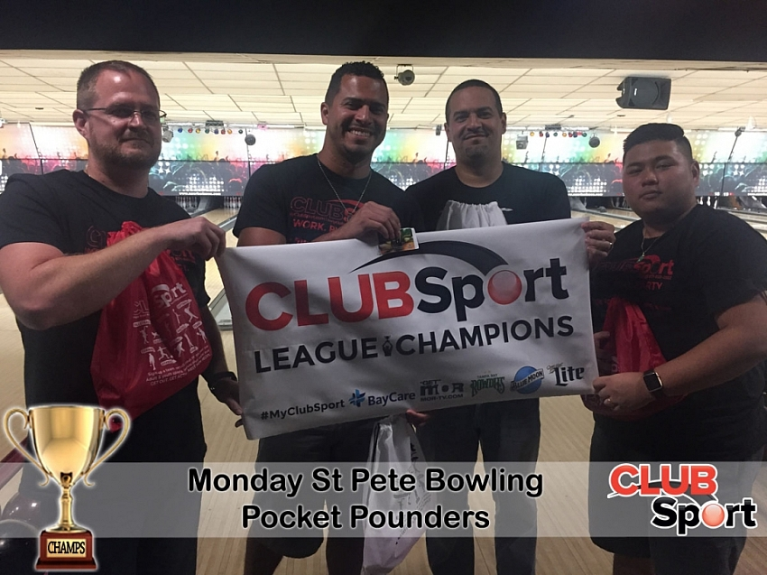 Pocket Pounders - CHAMPS