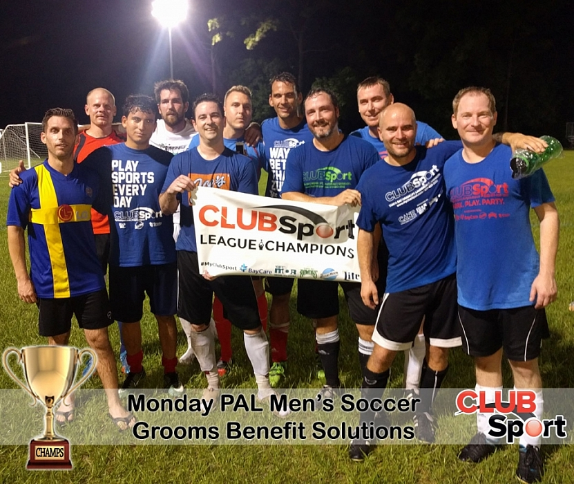 Grooms Benefit Solutions - CHAMPS