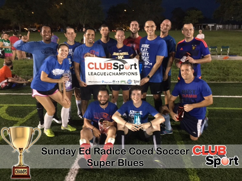 Super Blues - CHAMPS