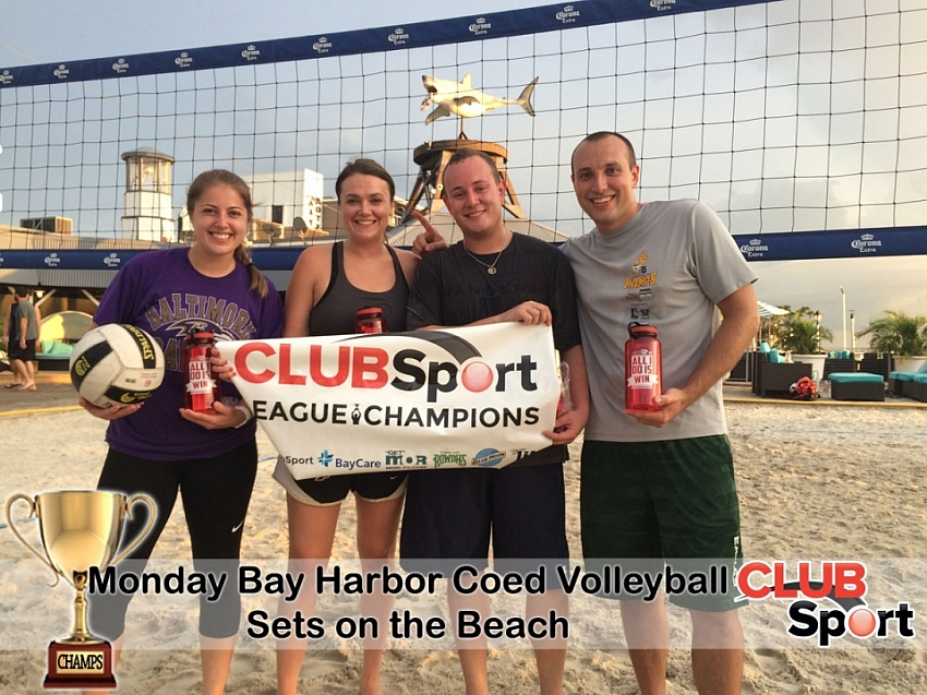 Sets on the beach (ia) - CHAMPS