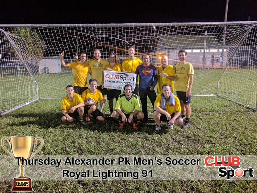 Royal Lightning 91 - CHAMPS