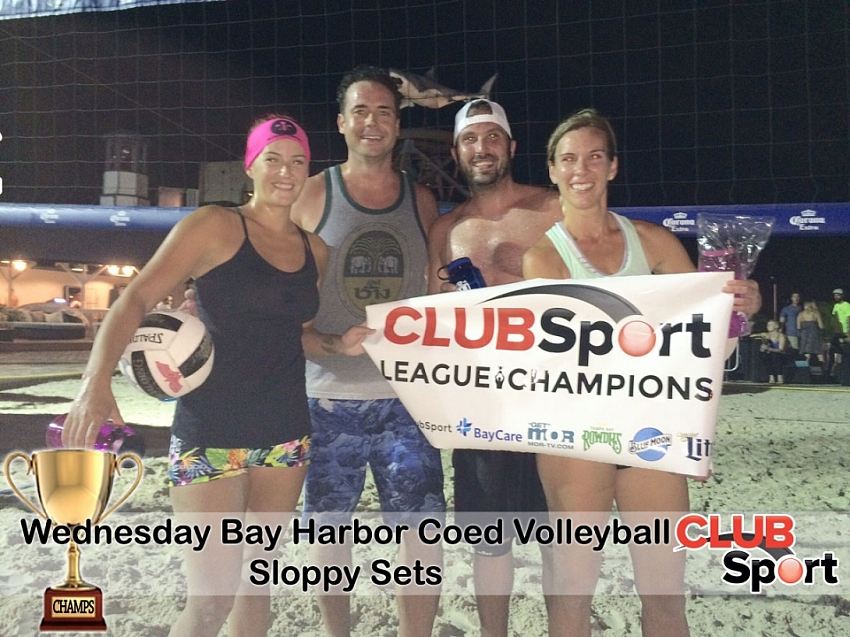 Sloppy Sets (ca) - CHAMPS