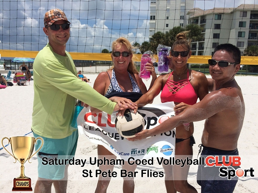 St. Pete Bar Flies (ic) - CHAMPS