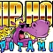 The Hip-Hop-opotami Team Logo