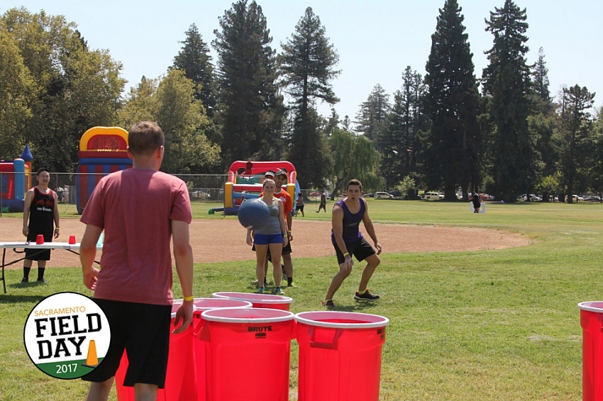 Sacramento Field Day - 2017