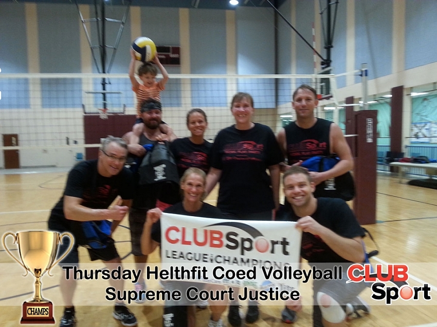 Supreme Court Justice - CHAMPS
