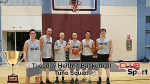 Tune Squad - CHAMPS Team Photo