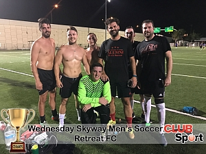 Retreat FC - CHAMPS photo