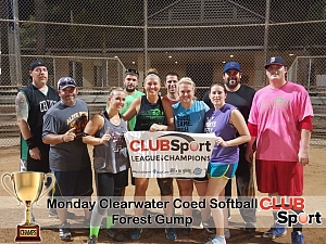 Forrest Gump Lite - CHAMPS photo