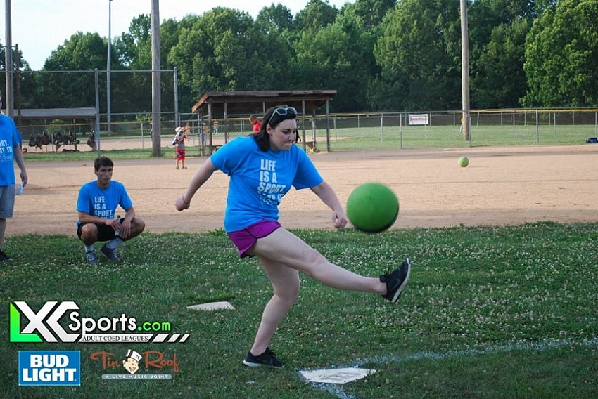 Wednesday Kickball