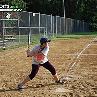 Softball Action