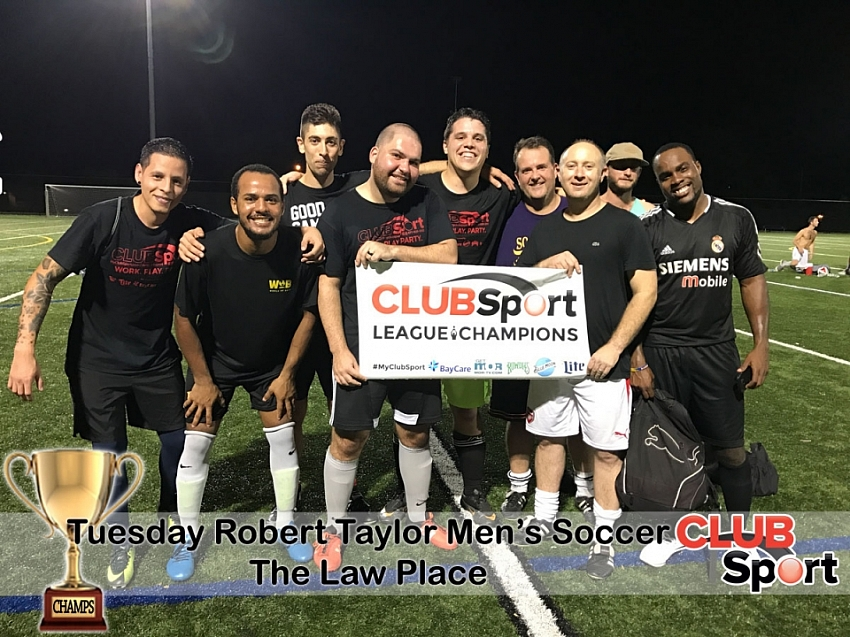 The Law PLace - CHAMPS
