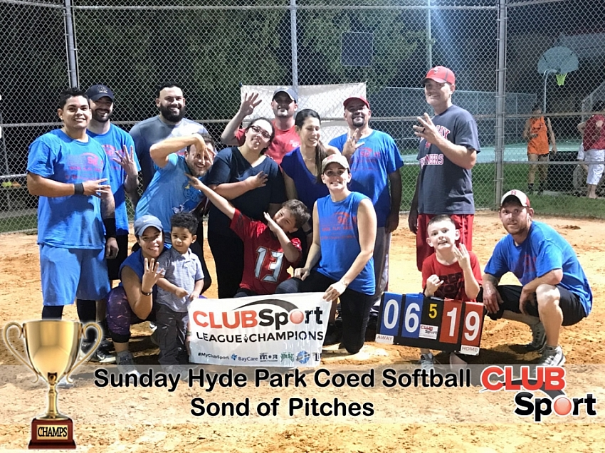 Sons of Pitches - CHAMPS