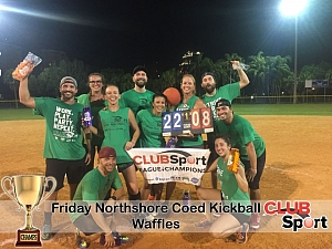 Waffles - CHAMPS photo