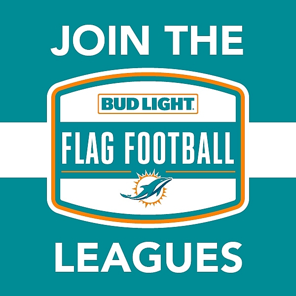 BUD LIGHT FLAG FOOTBALL