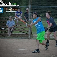 Sunday Coed Softball @ EP Tom Sawyer 8/27/17