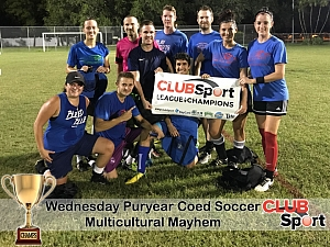 Multicultural Mayhem - CHAMPS photo