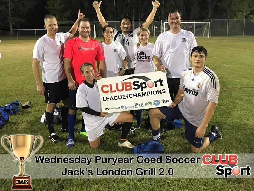 Jack's London Grill 2.0 - CHAMPS