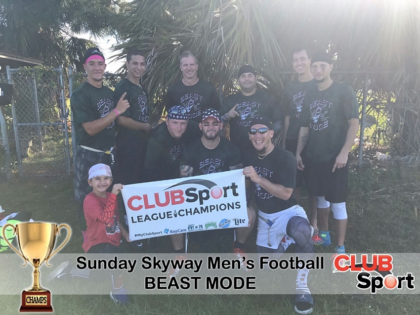 BEAST MODE (r) - CHAMPS