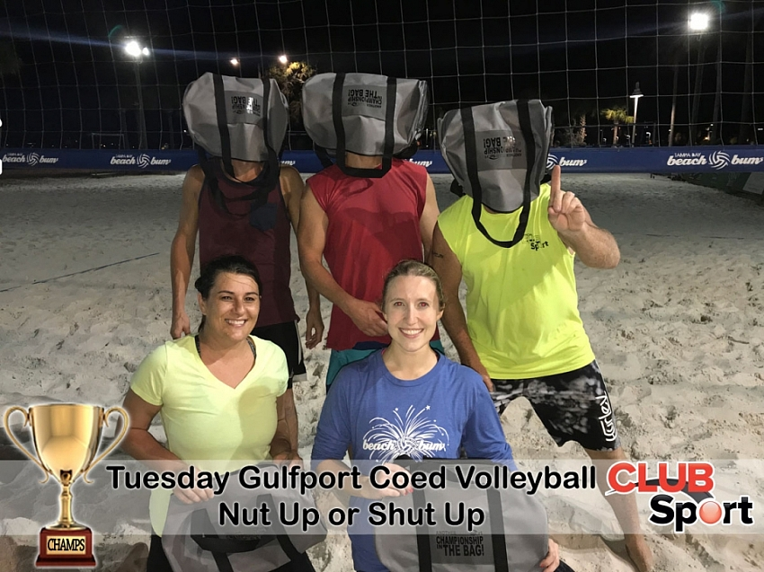 Nut Up or Shut Up - CHAMPS