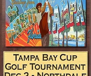 Tampa Bay Cup Golf!