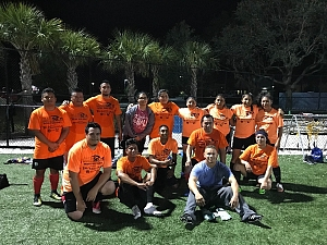 Palmetto united Team Photo