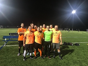 Calusa FC (m) Team Photo