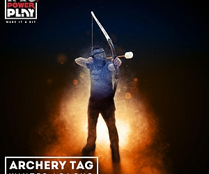 Archery Tag is here!