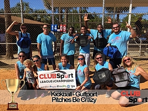 Pitches Be Crazy - CHAMPS photo