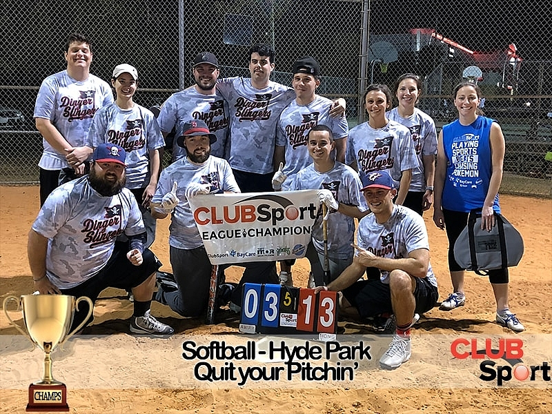 Quit Your Pitchin - CHAMPS