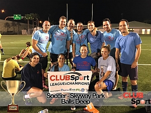 Balls Deep - CHAMPS photo